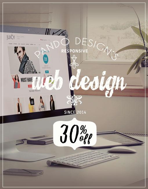 0138a40053d Web Design – Pando Design
